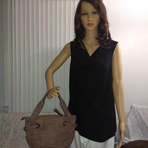 100% Genuine leather B Malkosy bag